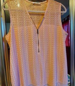 EUC Calvin Klein blouse